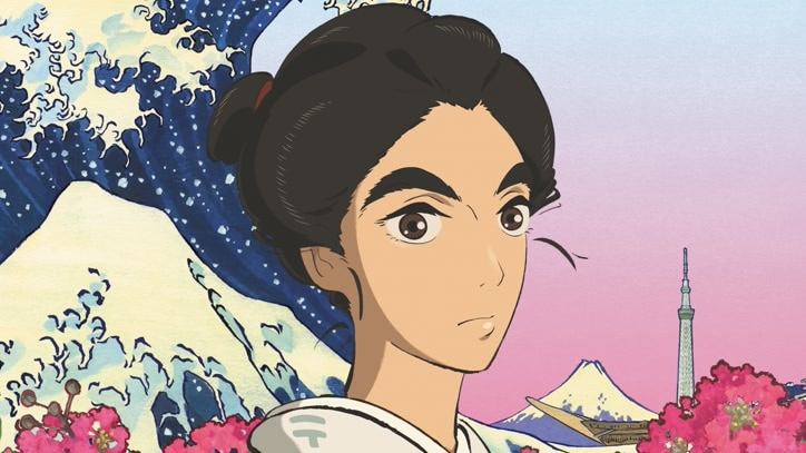 Watch Miss Hokusai Online