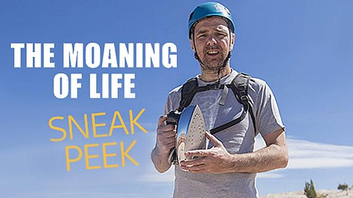 Watch Karl Pilkington Sneak Peek Online