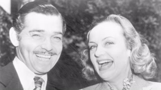 Hollywood Couples: Clark Gable And Carol