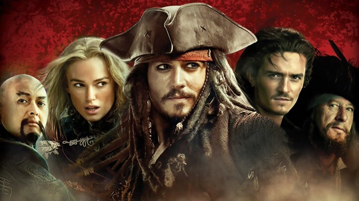 Watch Pirates Of The Caribbean: At... Online