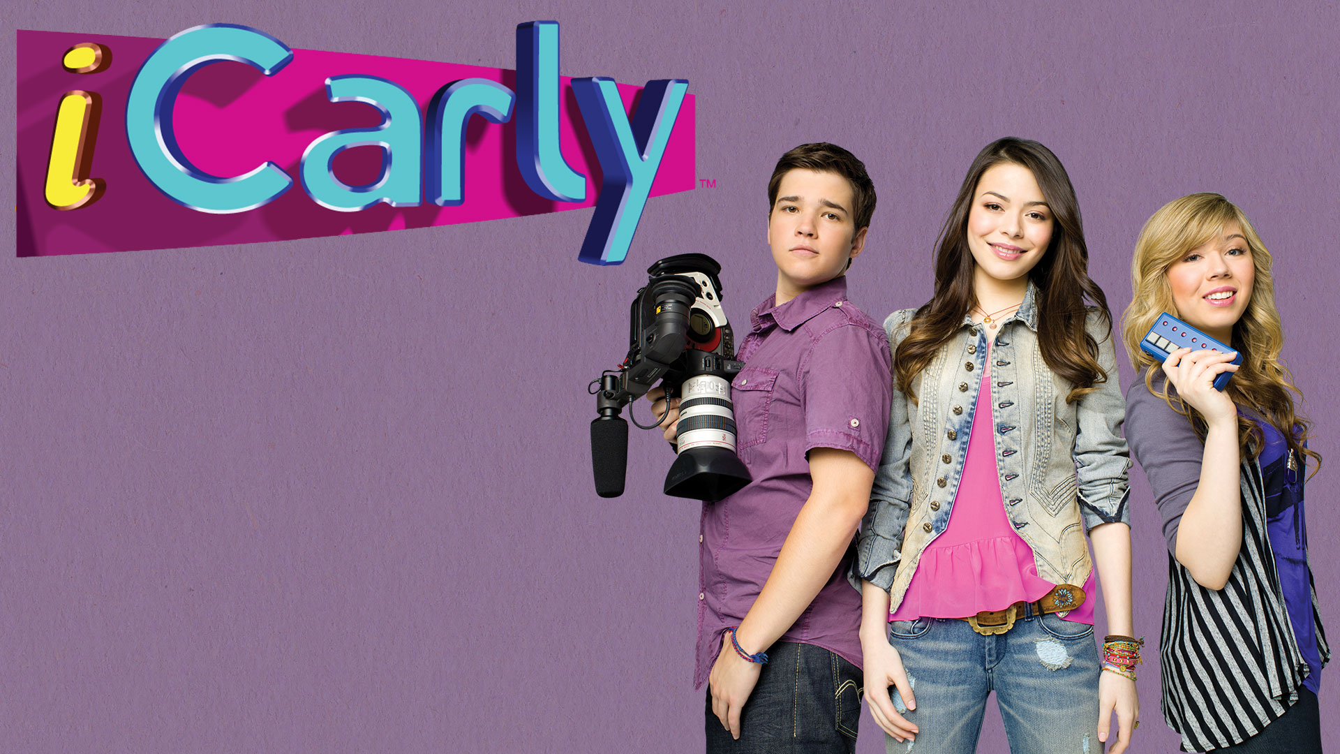 Watch iCarly Online - Stream Full Episodes