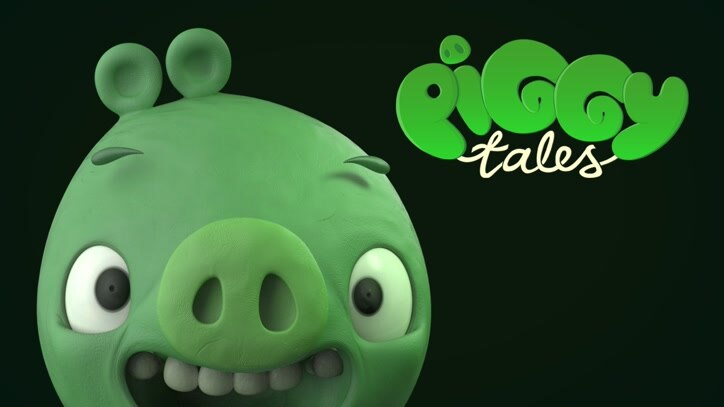 Watch Piggy Tales Online