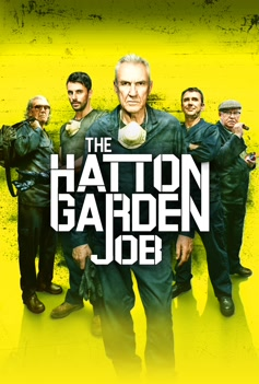 The Hatton Garden Job image