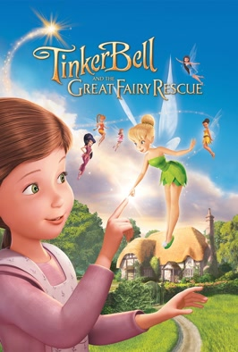 Tinker Bell And The Great Fairy...