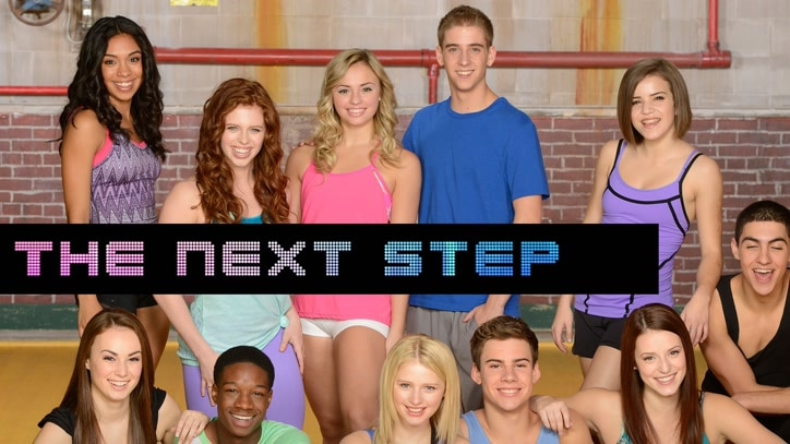 Watch The Next Step Online