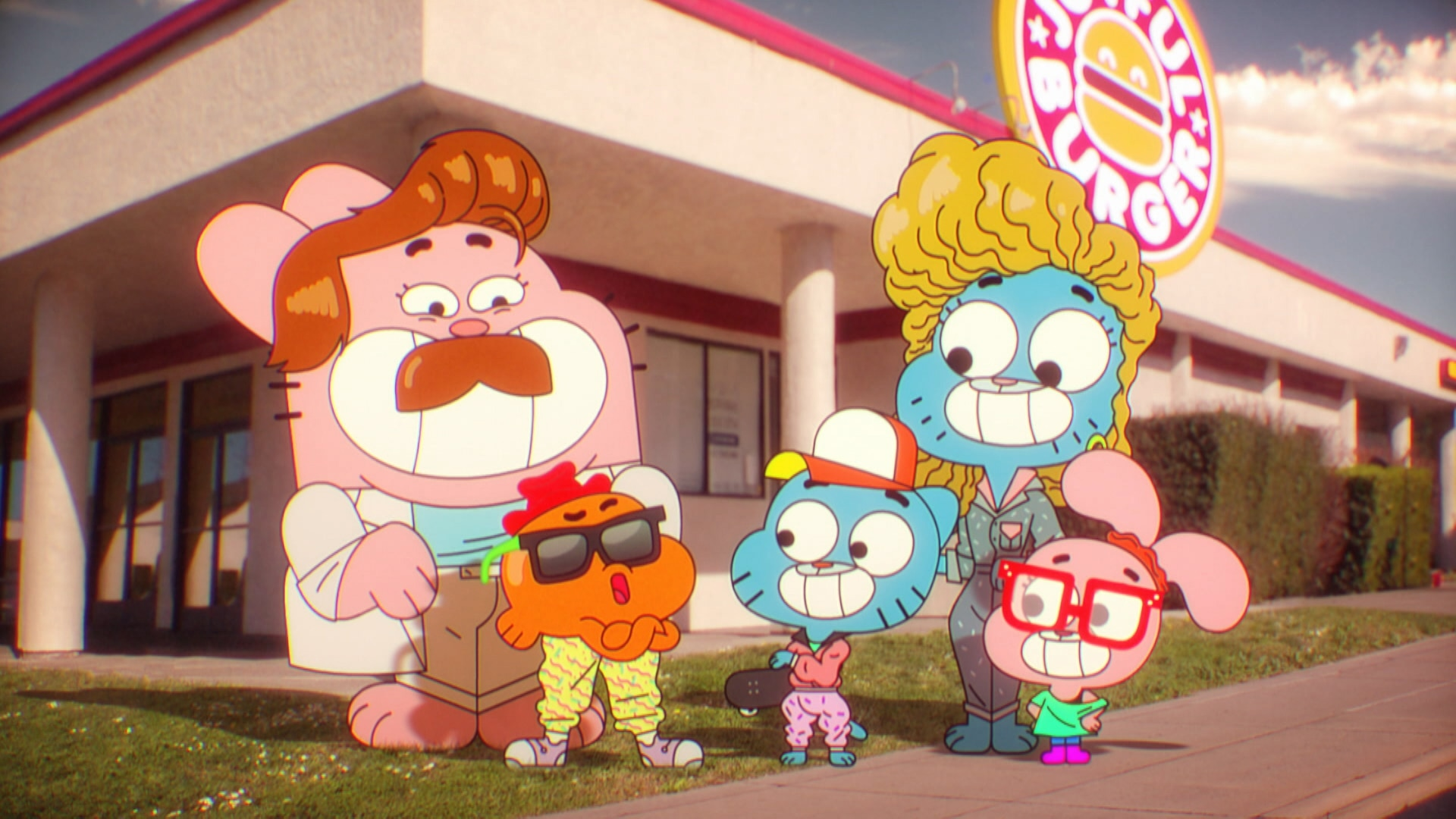 Watch The Amazing World Of Gumball Online Stream Full Episodes