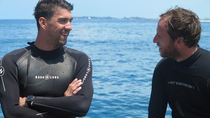 Watch Shark School With Michael Phelps Online