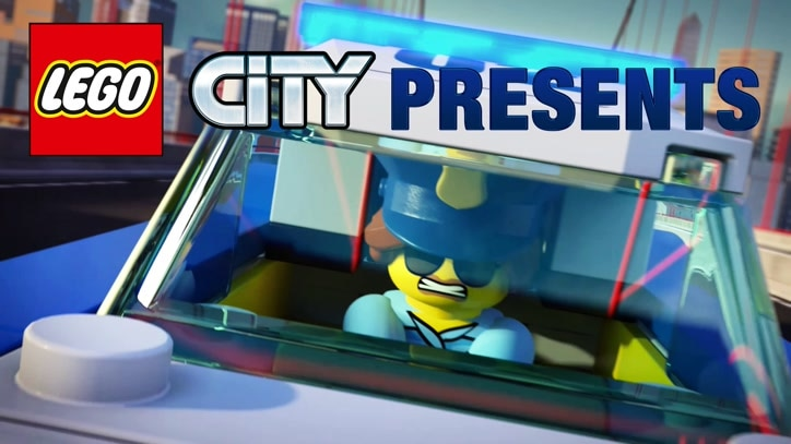 Watch LEGO City Presents Online