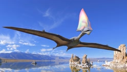 Attenborough's Flying Monsters