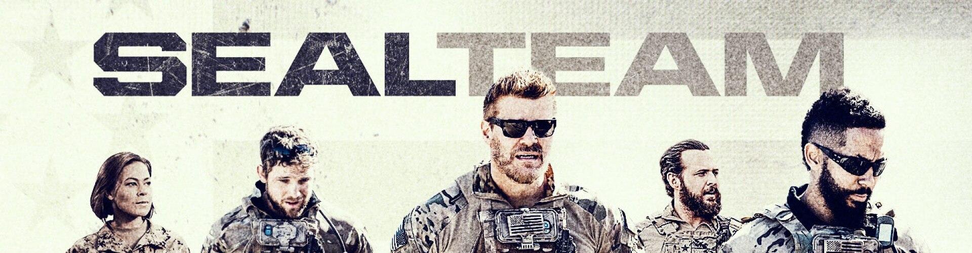 Watch SEAL Team Online