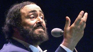 Pavarotti - Live In Barcelona image