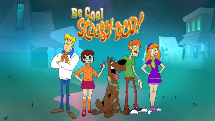 Watch Be Cool, Scooby-Doo! Online
