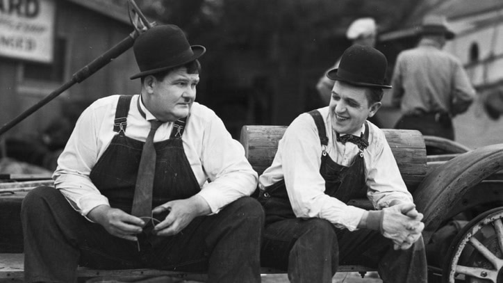 Watch Laurel & Hardy: Their Lives... Online