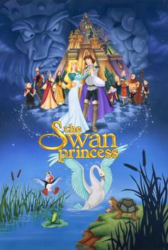 The Swan Princess image
