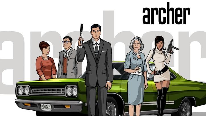 Watch Archer Online