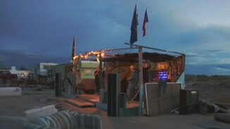 A Day in Slab City image