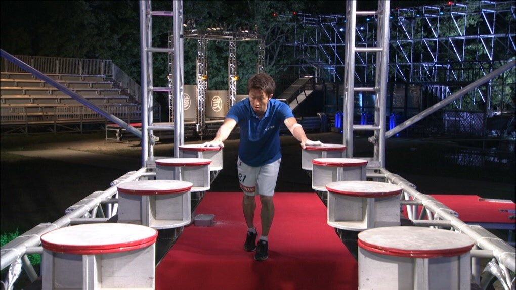 Ninja Warrior Series 7   2