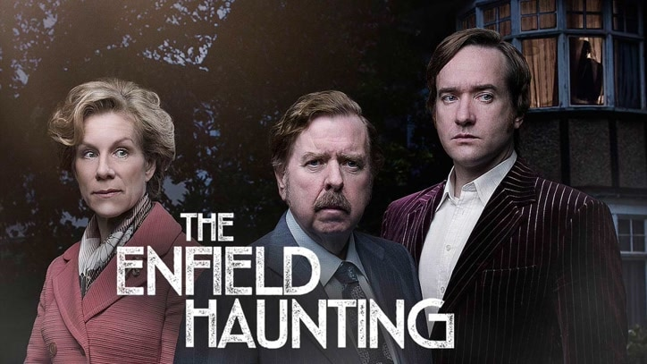 Watch The Enfield Haunting Online