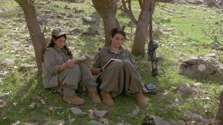Female Fighters of Kurdistan 1