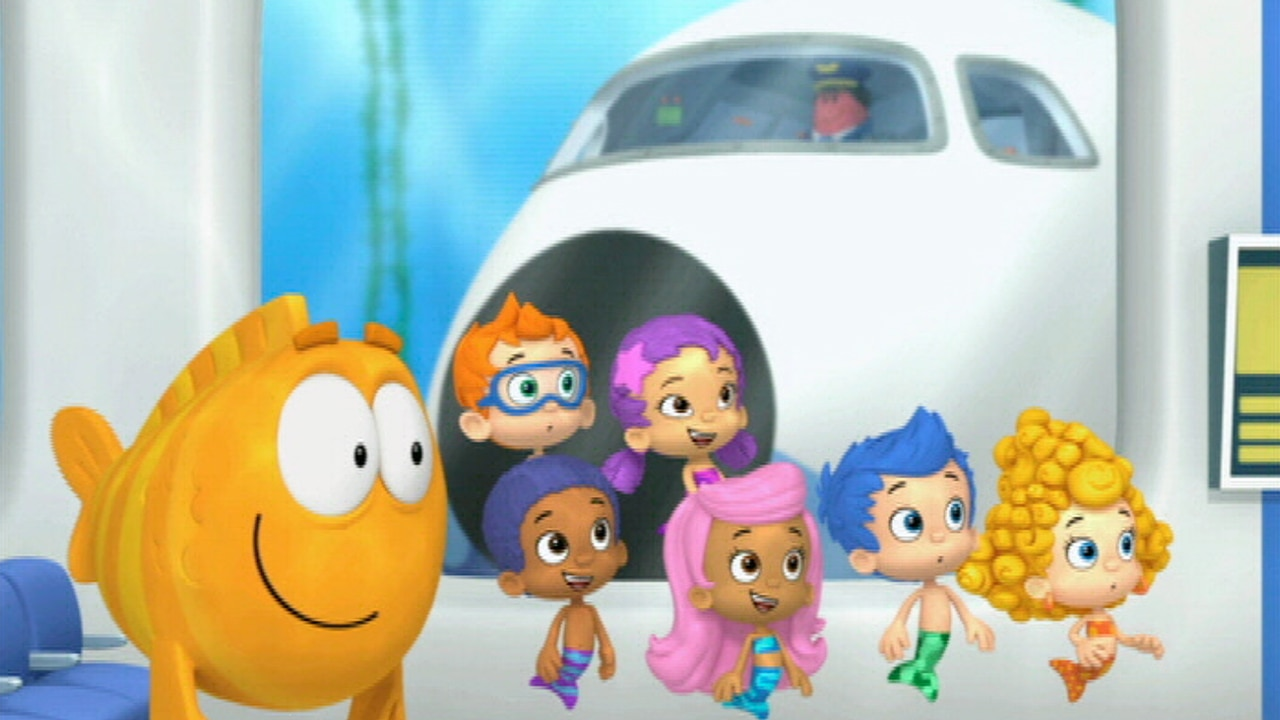 Bubble Guppies Season 5 Air Date