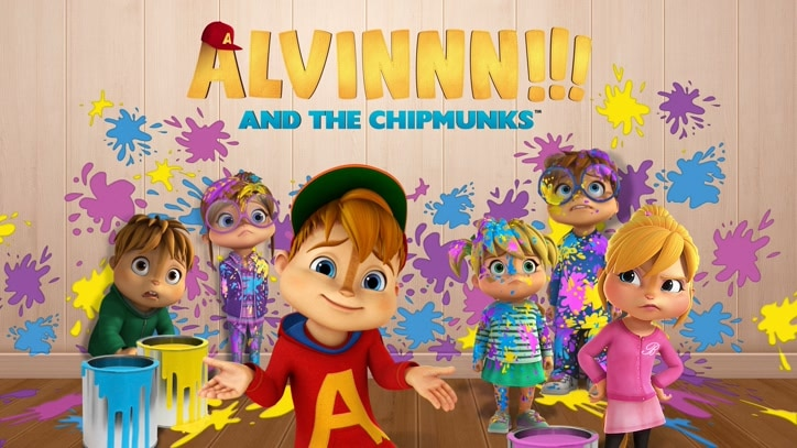 Watch Alvinnn!!! And The Chipmunks Online