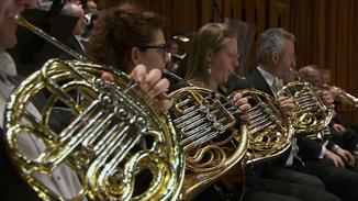 Brahms & Szymanowski Symphony 5 image