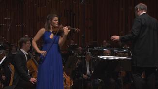 Brahms & Szymanowski Symphony 1 image