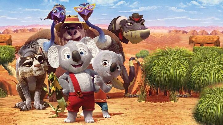 Watch Blinky Bill: The Movie Online