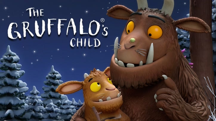 Watch The Gruffalo's Child Online