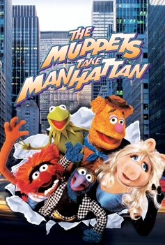 The Muppets Take Manhattan image