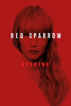 Red Sparrow: Special image