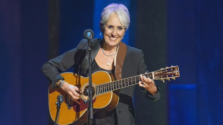 Watch Joan Baez: Live In New York Online