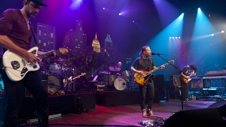 Watch Radiohead: Austin City Limits Online