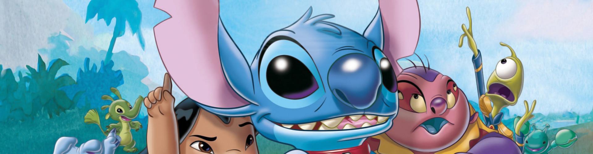 Watch Leroy & Stitch Online