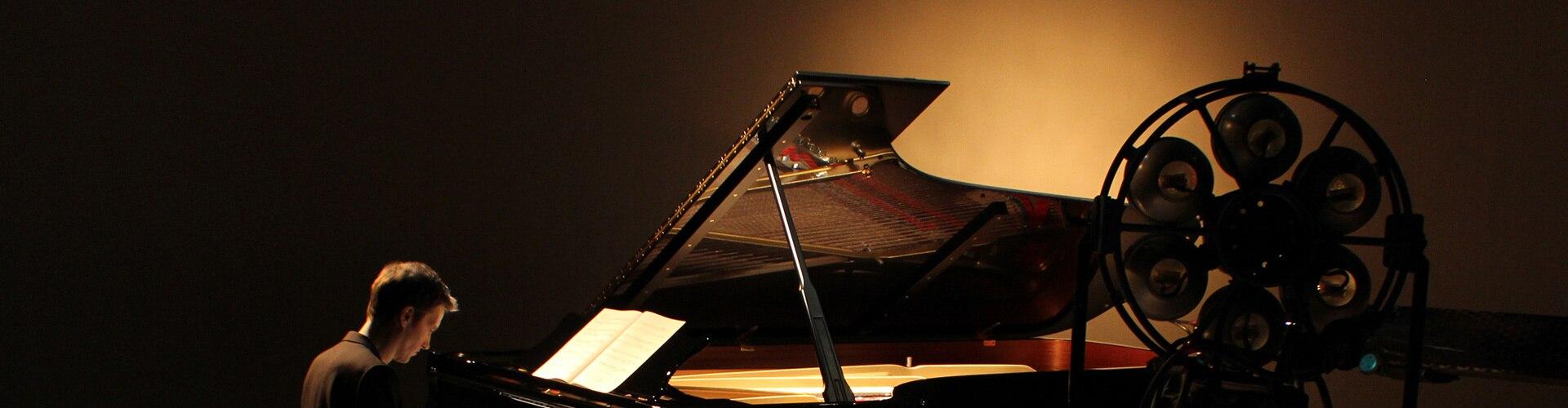 Watch J.S. Bach: Goldberg Variations Online