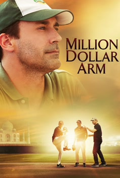 Million Dollar Arm image