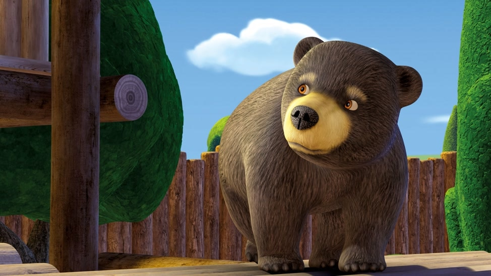 Pilchard and the Bear