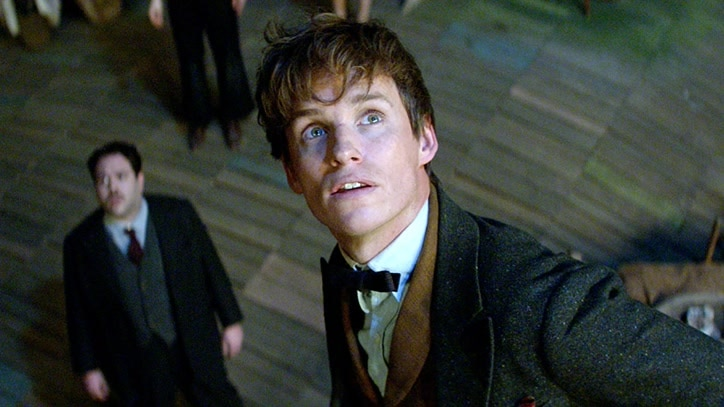 Watch Fantastic Beasts and Where... Online