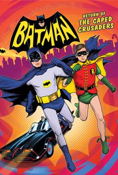 Batman: Return Of The Caped... image