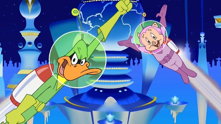 Watch Duck Dodgers Online