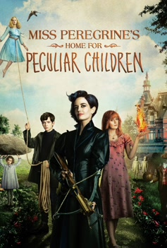 Miss Peregrine's Home for... image