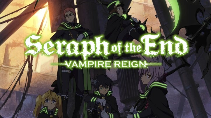 Watch Seraph of the End Online
