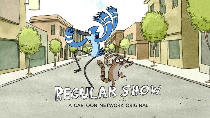 Watch Regular Show Online