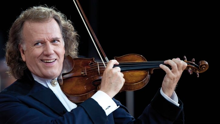 Watch Andre Rieu: Love In Venice Online