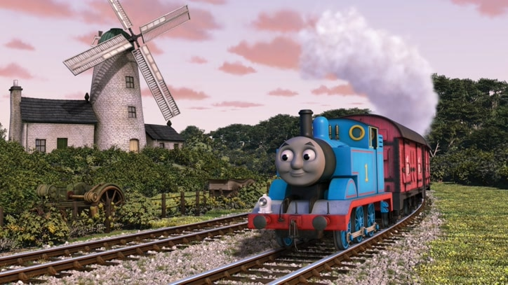 Watch Thomas and Friends Online