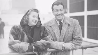 Hollywood Couples: Barbara Stanwyck And