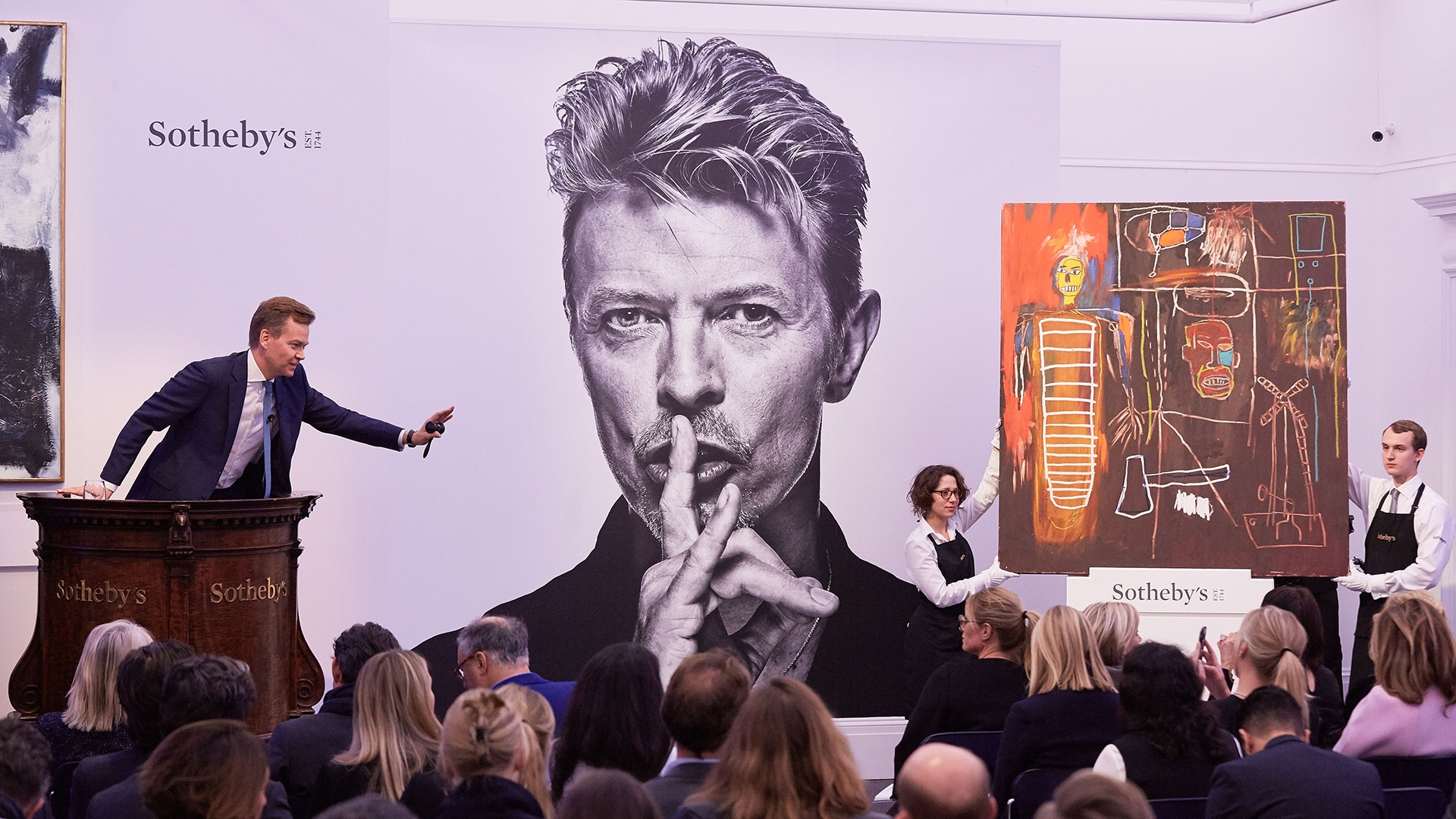 Auction: David Bowie Collector