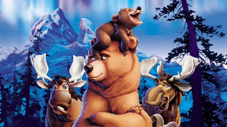 Watch Brother Bear Online