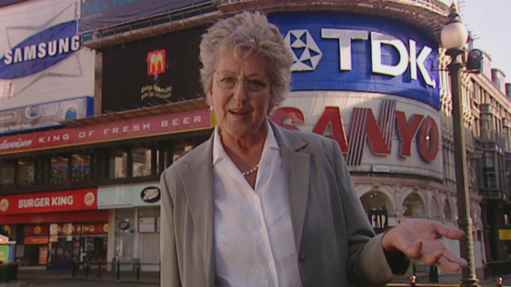 Germaine Greer: The Boy: The South Bank