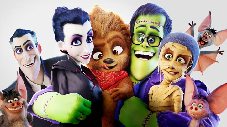 Watch Monster Family: Special Online